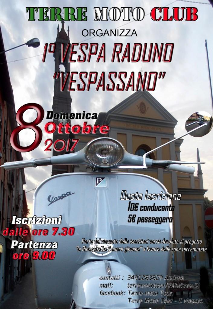 Locandina Vespassano